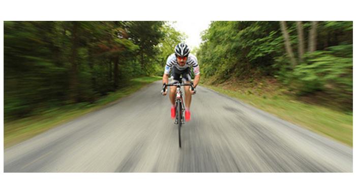 Léböjtkúra alatt csúcsformába került, és 228 km-ert kerékpározott