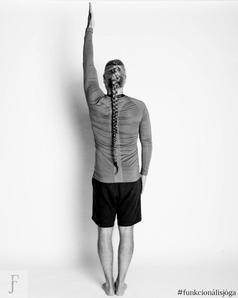 funkcionális jóga gyakorlat vállfájásra befagyott váll vállgyakorlat vállfájdalom 1