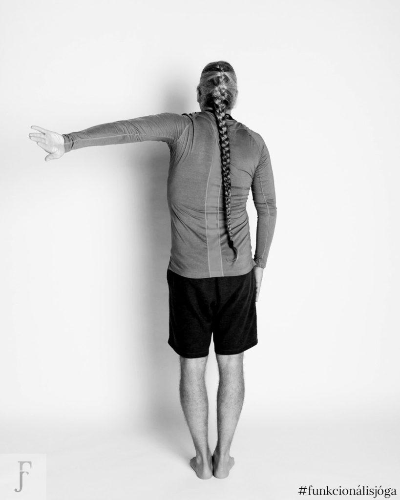 funkcionális jóga gyakorlat vállfájásra befagyott váll vállgyakorlat vállfájdalom 2