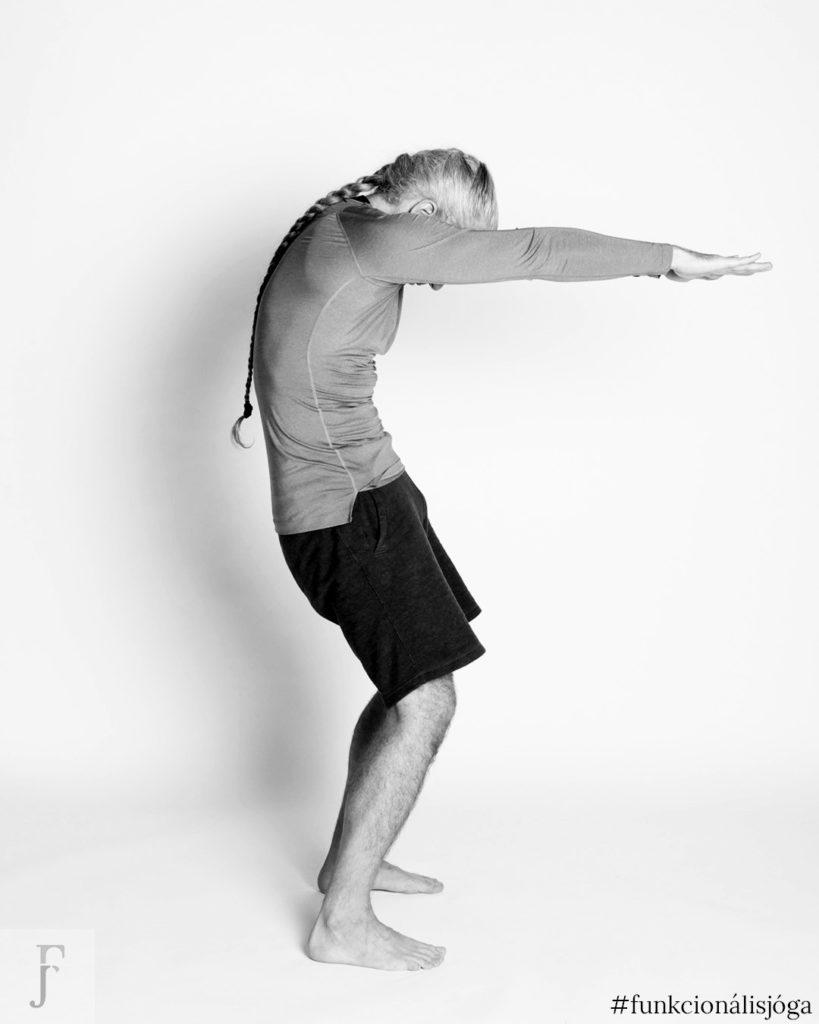gerincgyakorlat jógagyakorlat hátfájásra funkcionális jóga
