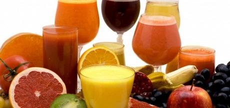 A böjtölés fajtái - léböjt, gyümölcslé, zöldséglé