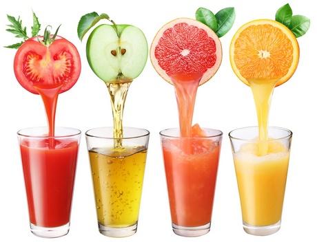 Méregtelenítés léböjtkúrával minőségi, frissen facsart gyümölcs- és zöldséglevekkel