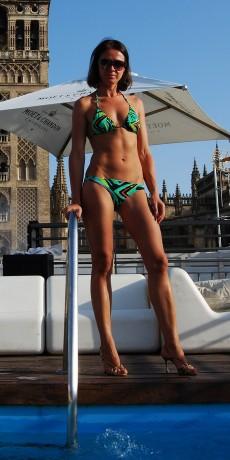 Tudatos zsírégetés - szép és arányos női test 14,9% testzsírral és % izommal