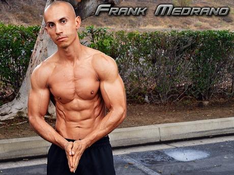 Tudatos zsírégetés - a vegán Frank Medrano szálkás és erős teste
