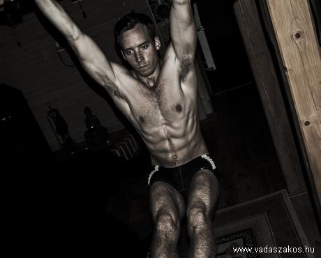 Vegetárius sportoló: szálkás, feszes test és kiváló egészség.